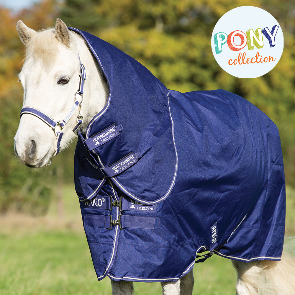 Horseware Amigo Hero 900D Pony Plus 200g Medium Turnout Blanket