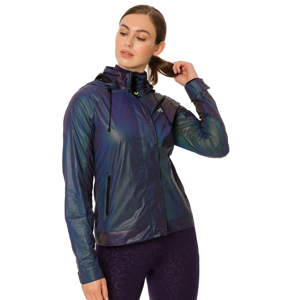 Horseware Ladies' Rainbow Reflective Jacket
