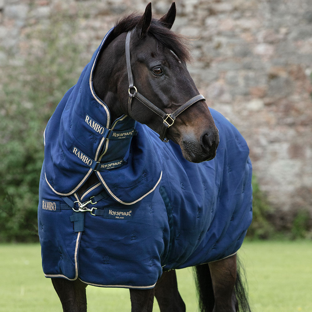 Horseware Rambo Deluxe Plus 200g Medium Stable Blanket