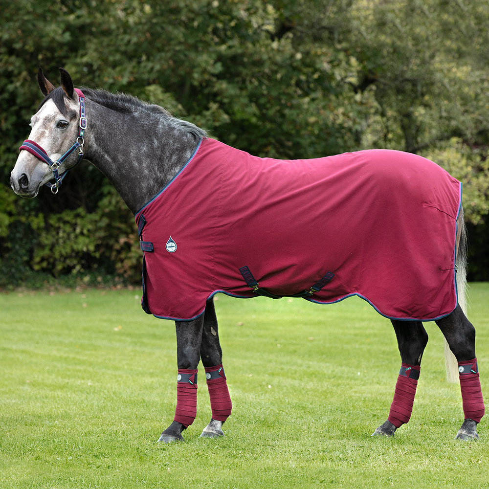 Horseware Rambo Helix Sheet with Disc Front