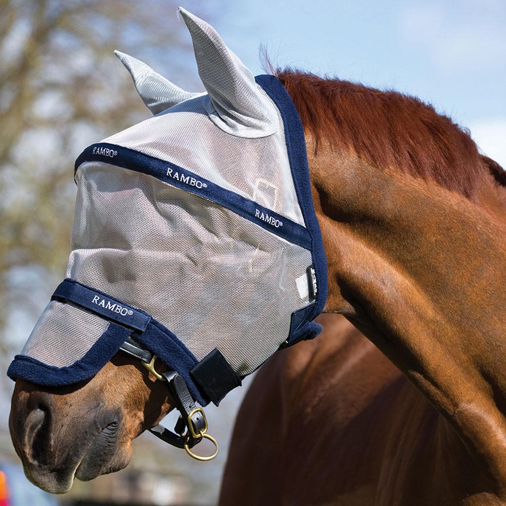 Horseware Rambo Plus Fly Mask