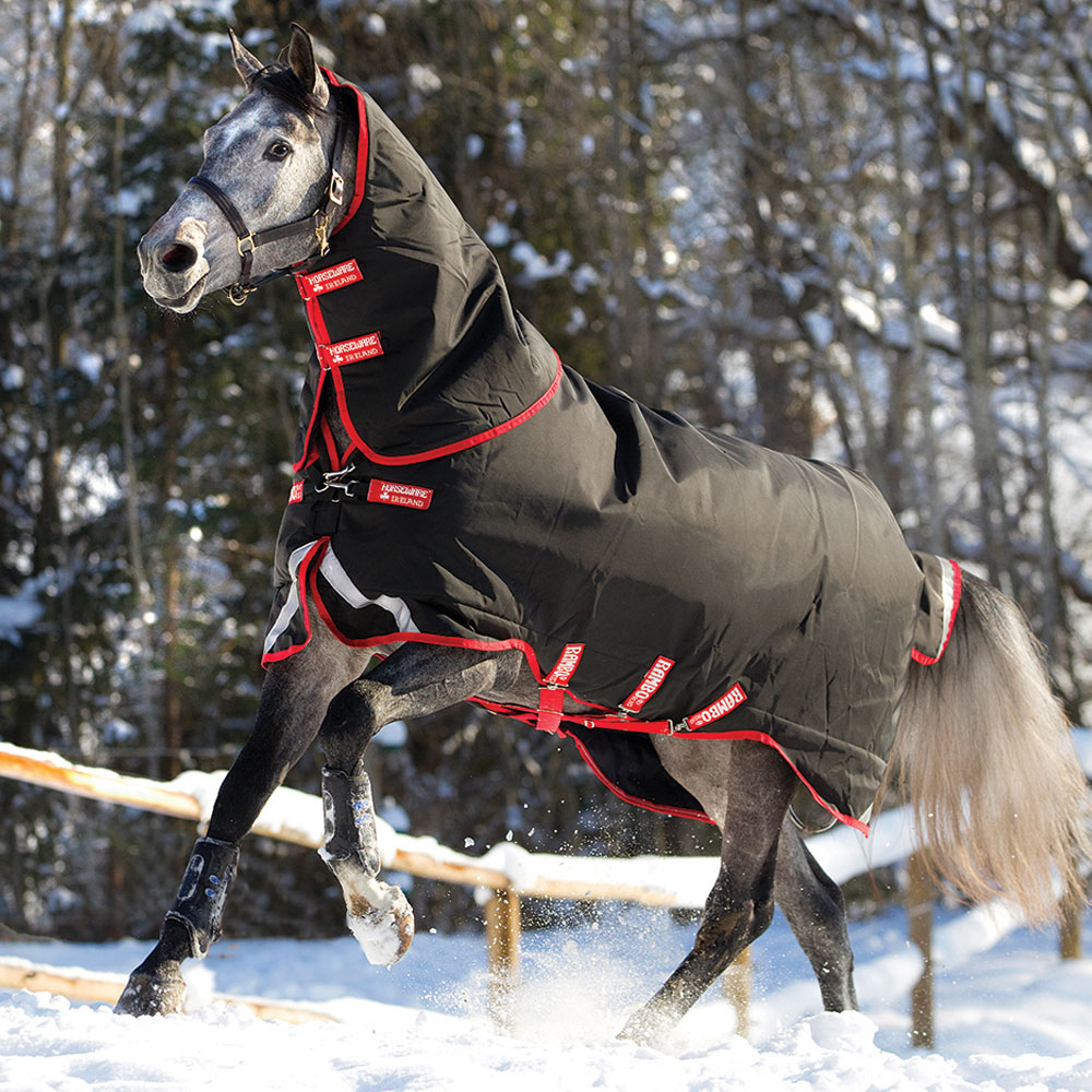Horseware Rambo Supreme 450g Vari-Layer Heavy Turnout Blanket