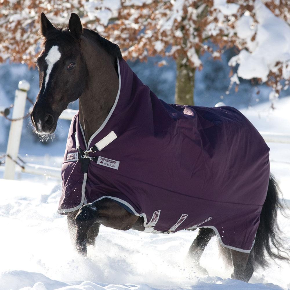 Horseware Rambo Wug with Leg Arches 200g Medium Turnout Blanket
