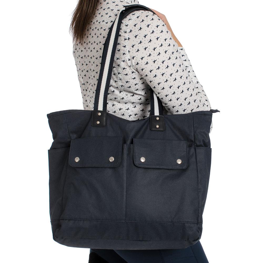 Horseware Waxed Tote Bag