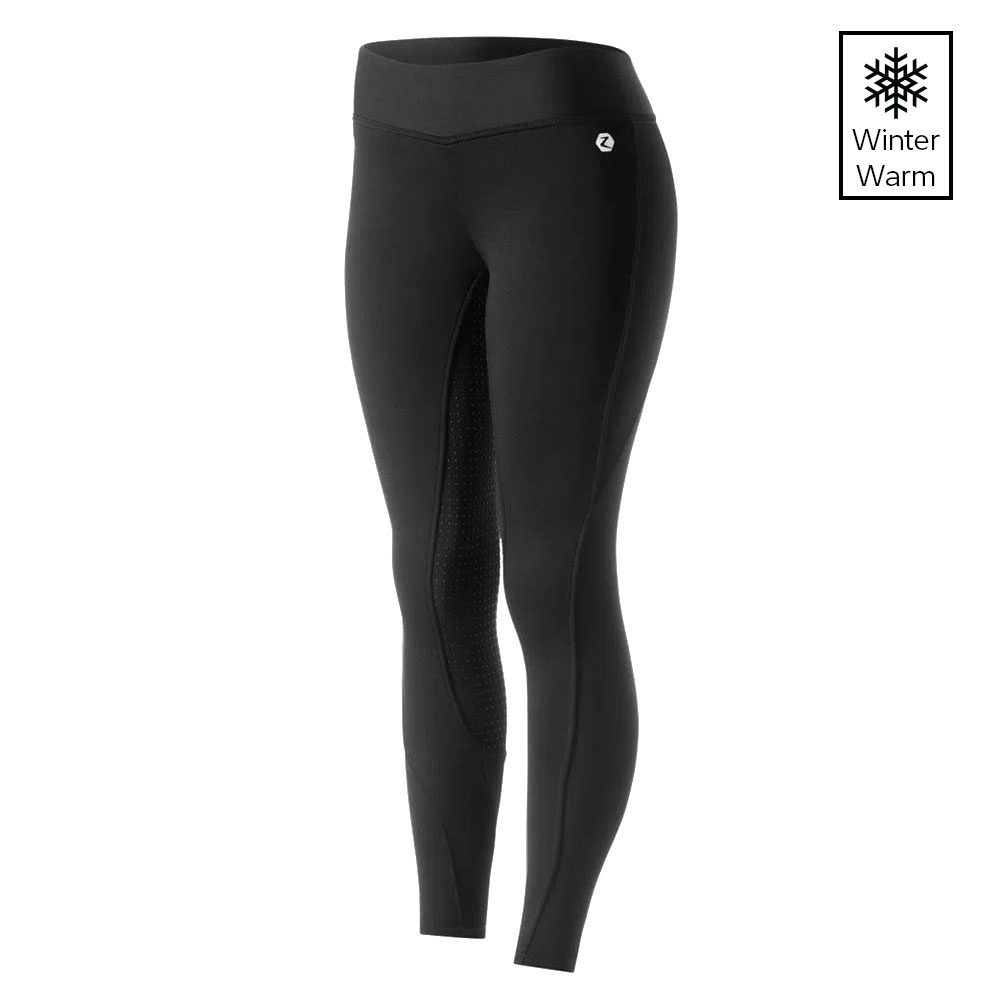 Horze Active Full Seat Ladies' Winter Riding Tights