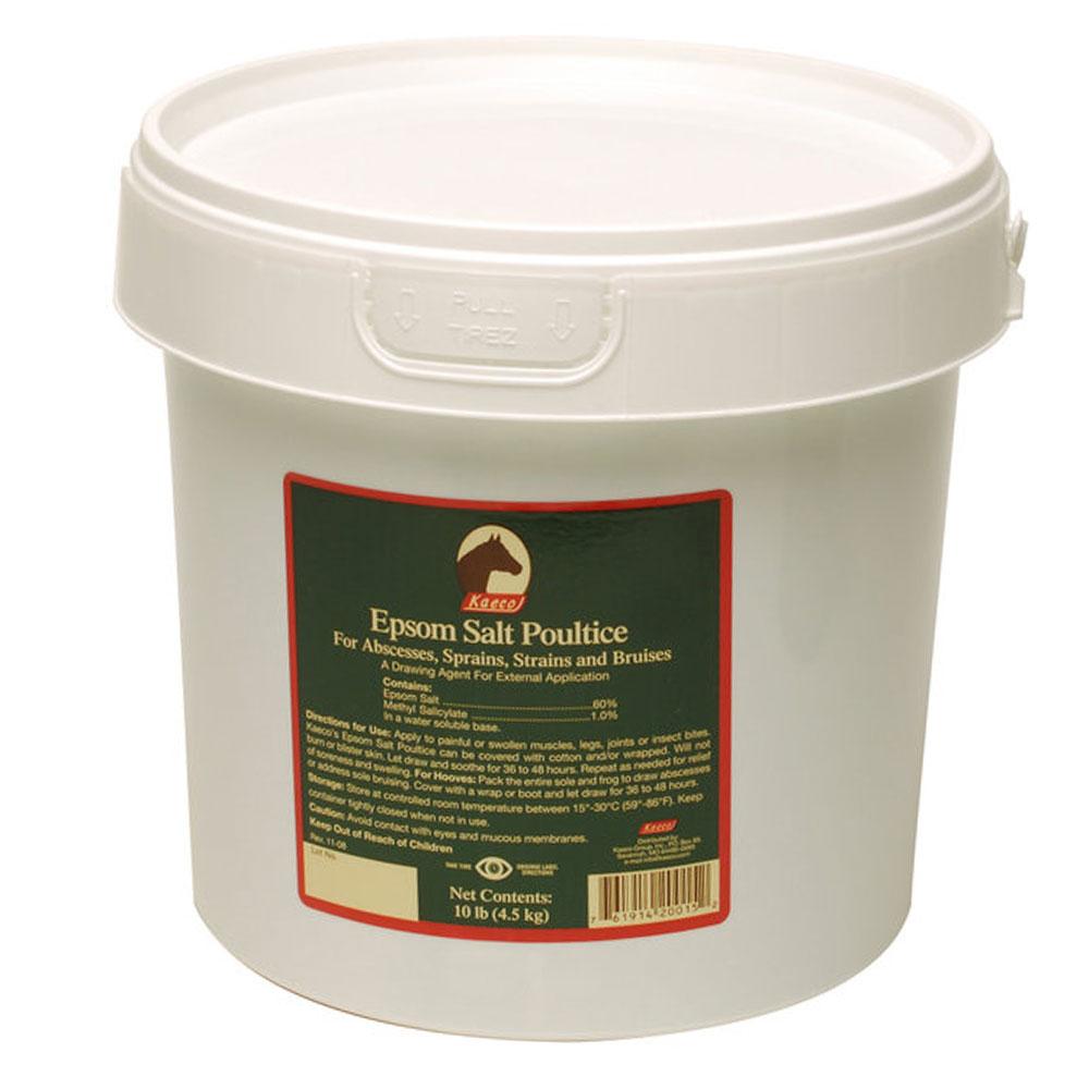 Kaeco Epsom Salt Poultice - 10 lb