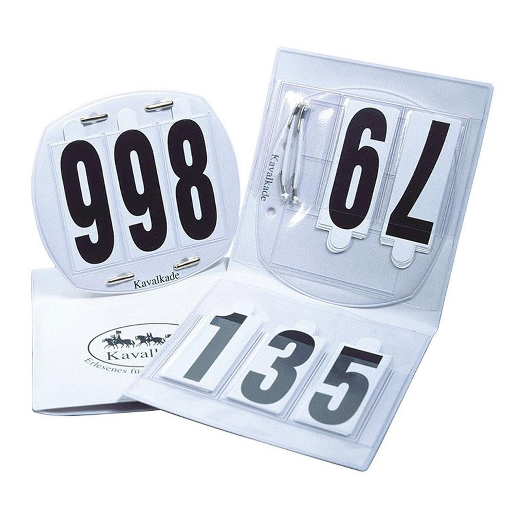Kavalkade 3-Digit Number Set