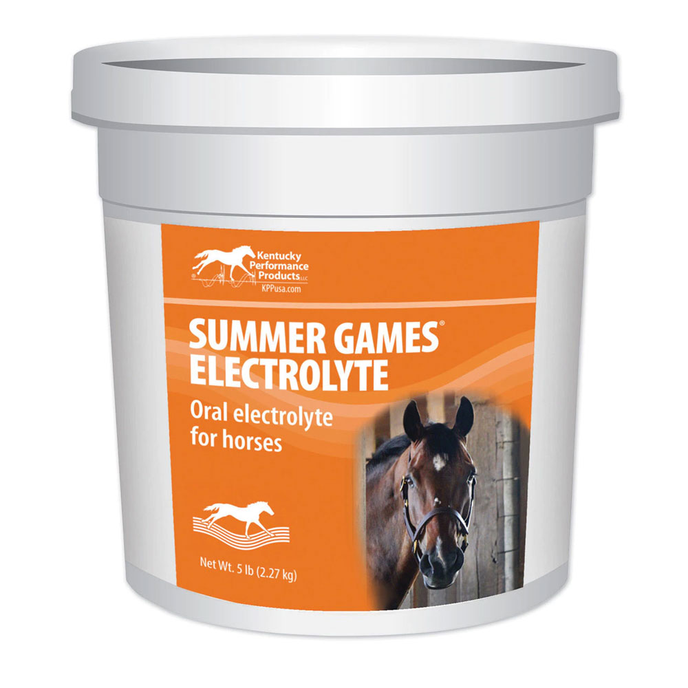 Kentucky Performance Products Summer Games Electrolyte