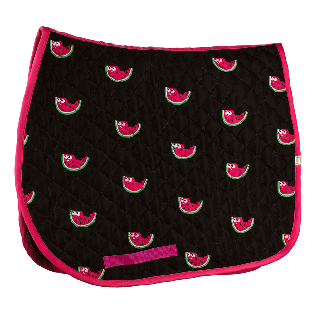 "Lettia ""Watermelon"" Printed Baby Pad"