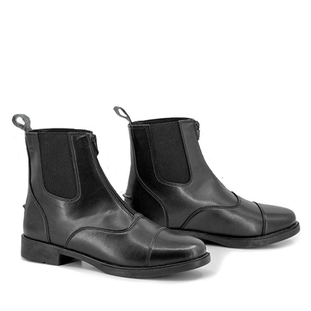 Lettia Youth Zip Paddock Boots