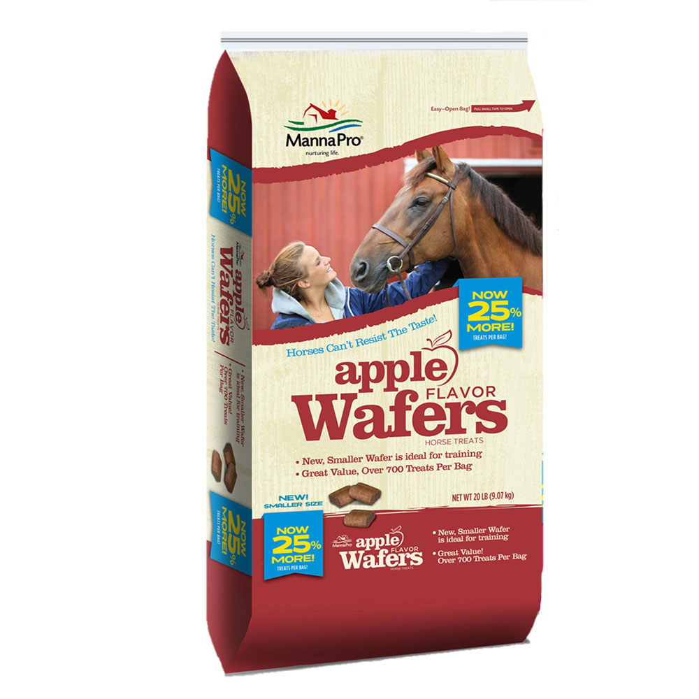 Manna Pro Apple Wafers