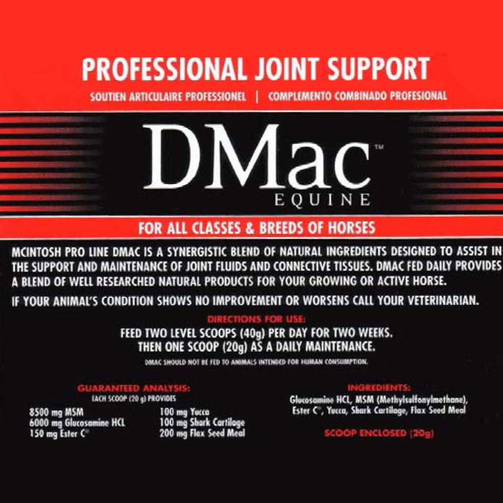 McIntosh Pro Line D-Mac Joint Supplement - 2.27 kg