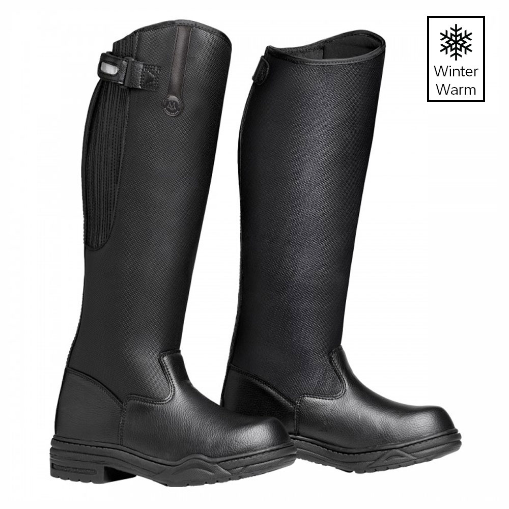 Mountain Horse Rimfrost Rider Ladies Winter Tall Riding Boots