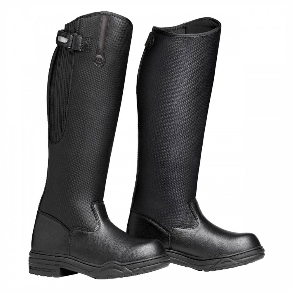 Mountain Horse Rimfrost Rider Youth Tall Winter Riding Boots