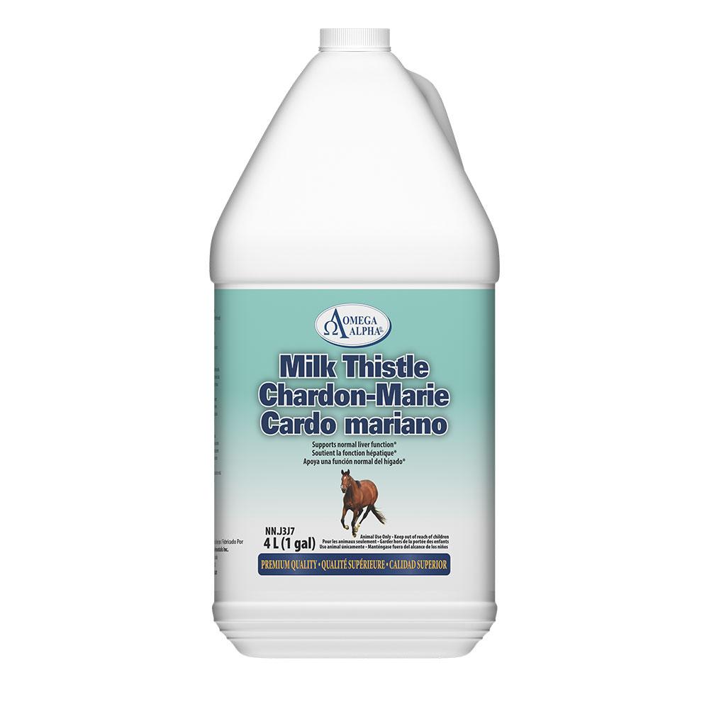 Omega Alpha Milk Thistle - 4 L