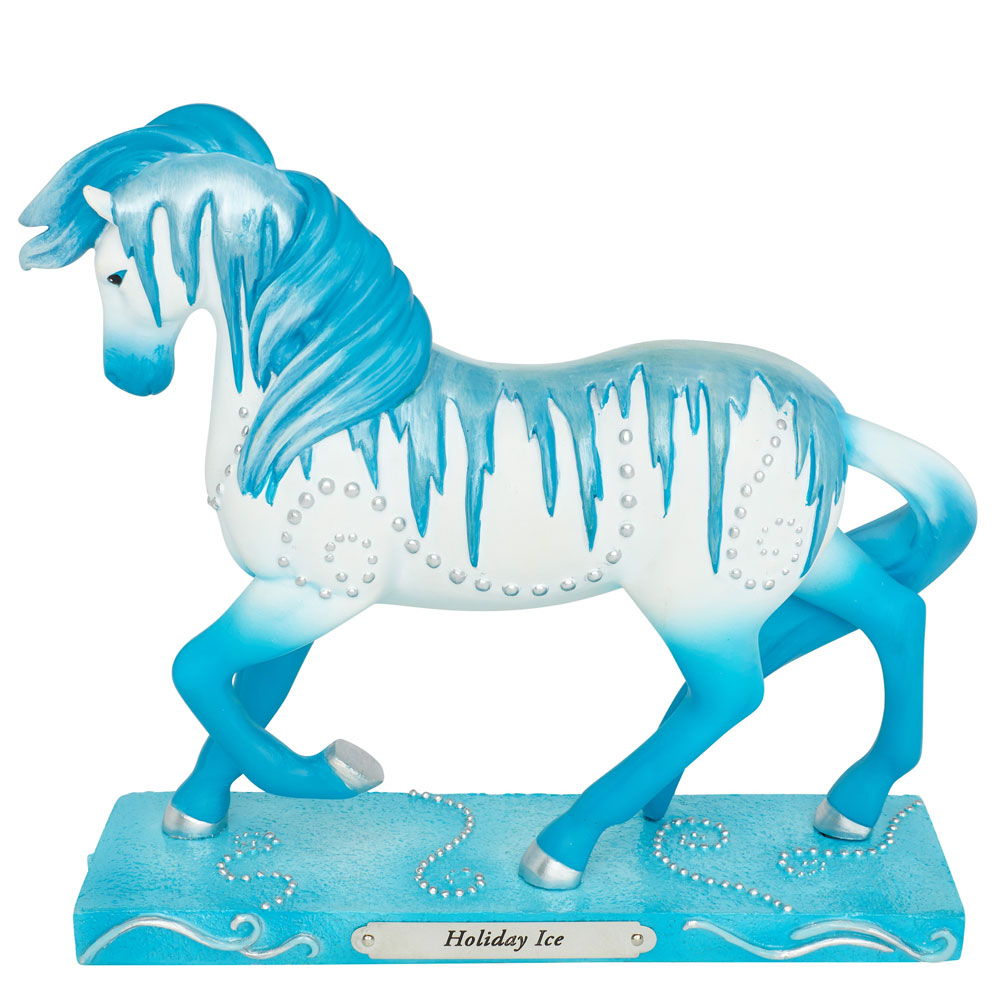 Painted Ponies Holiday Ice