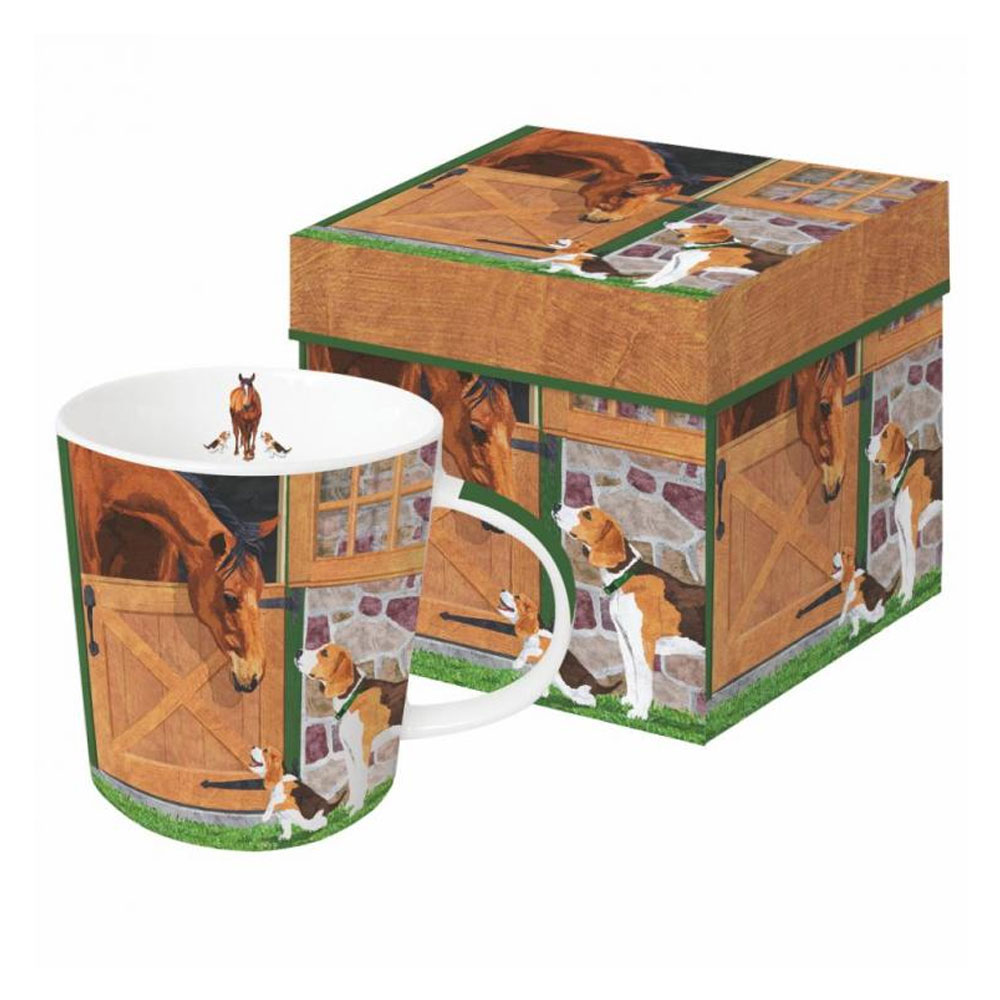 "Paperproducts Design ""After the Hunt"" Boxed Mug"