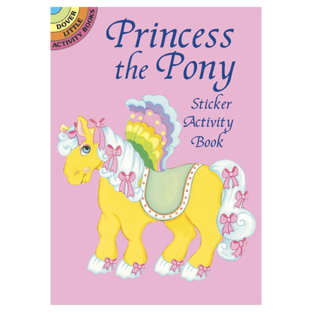 Princess the Pony Sticker Activity Book