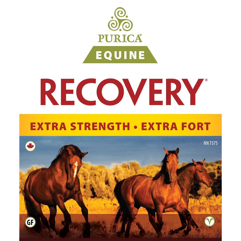 Purica Recovery EQ Extra-Strength - 25 kg