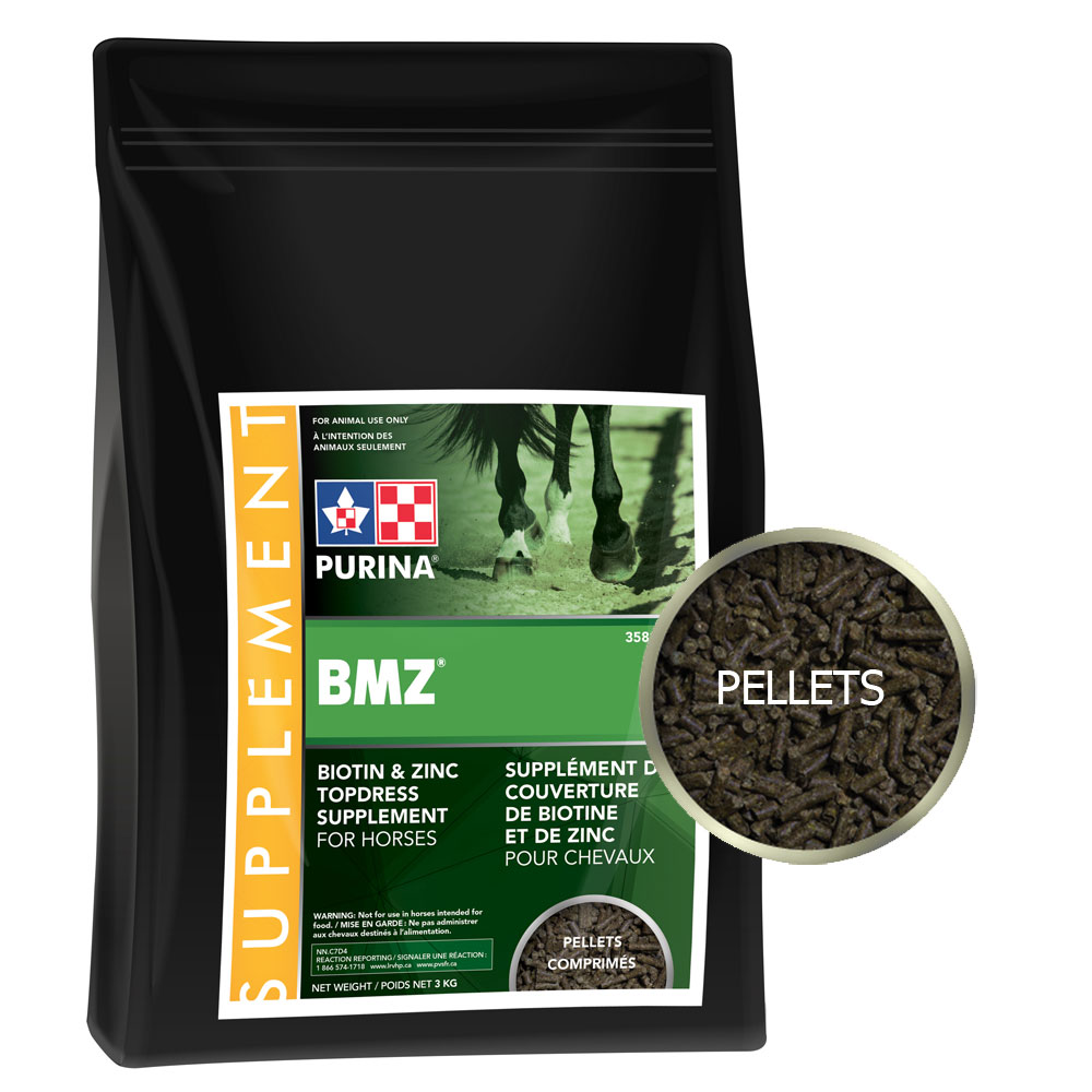Purina BMZ Supplement - 3 kg