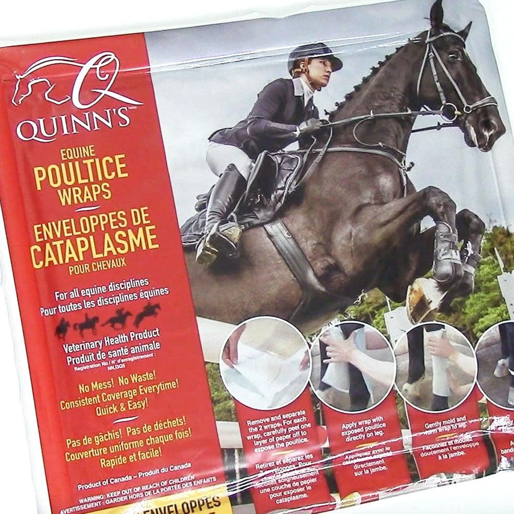 Quinn's Equine Poultice Wraps