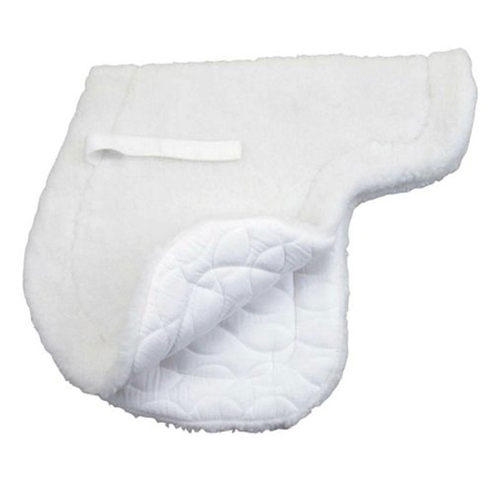 Roma Fleece Top Quilted Bottom Close Contact Shaped Pad