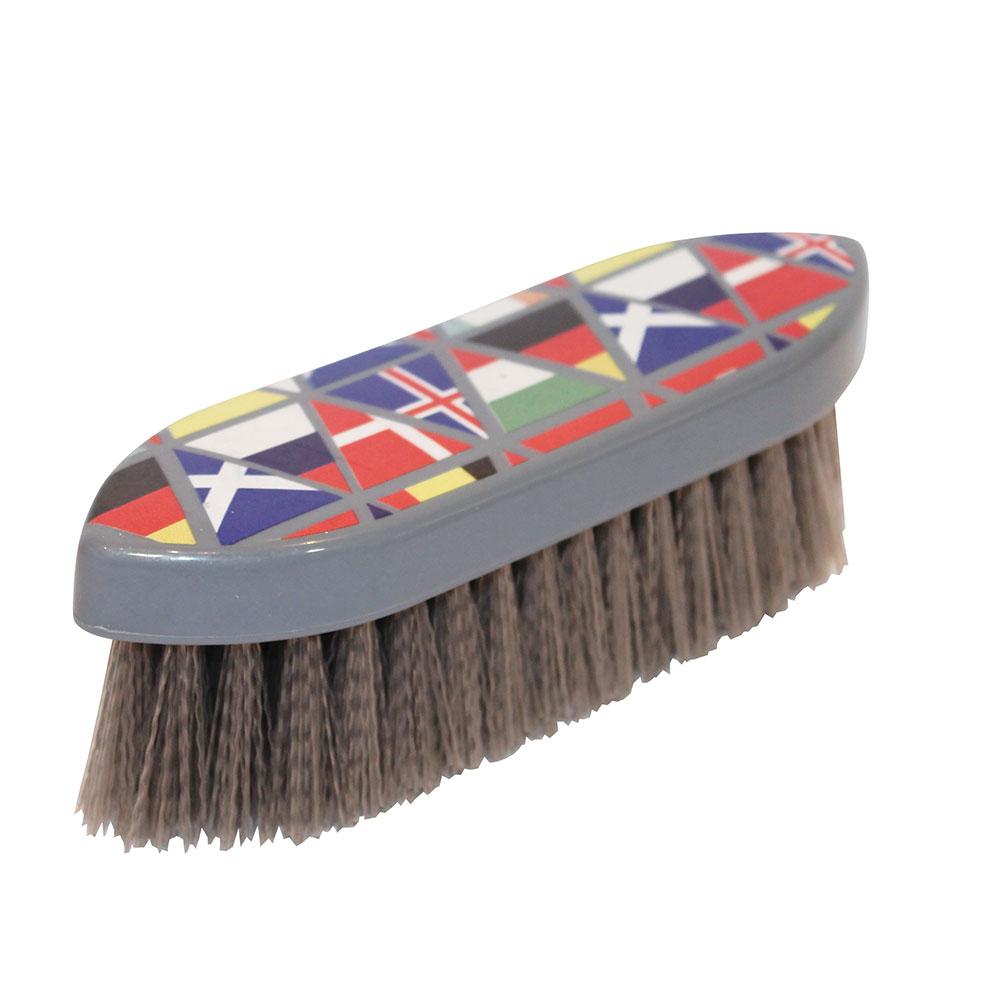"Roma ""National Flags"" Dandy Brush"