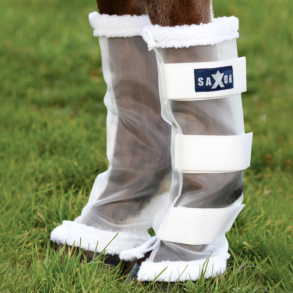 Saxon Mesh Fly Boots
