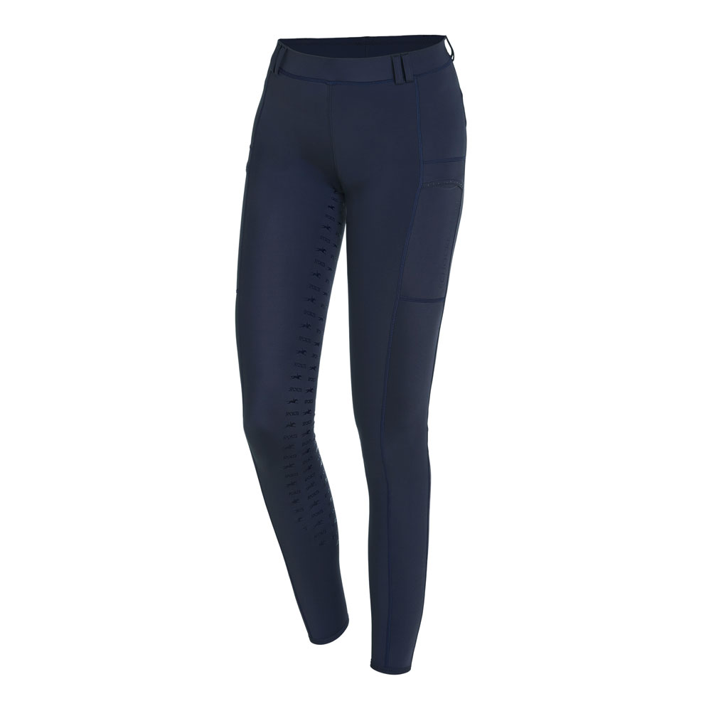 Schockemohle Sports Ladies' Style Air Pocket Riding Tights