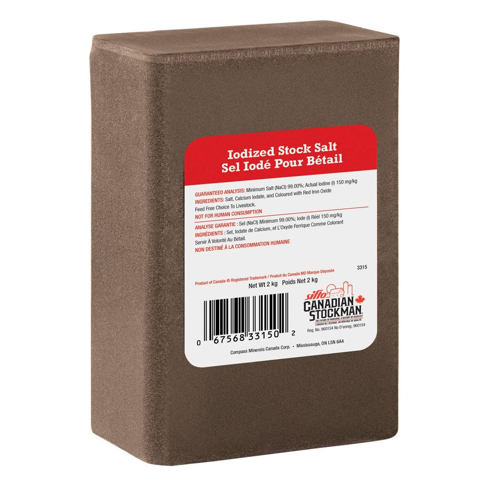 Sifto Salt Lick Mineral