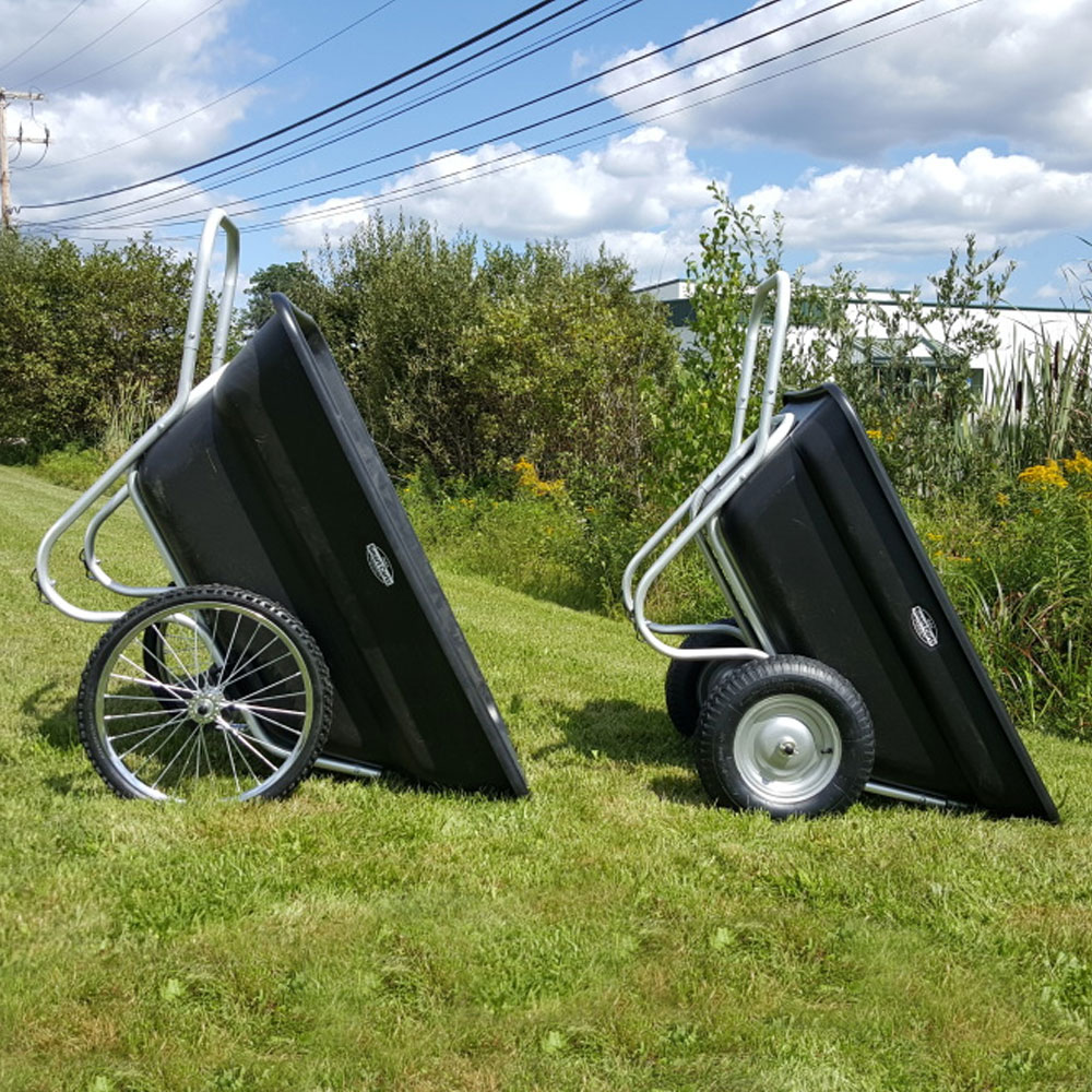 Smart Cart Wheelbarrow