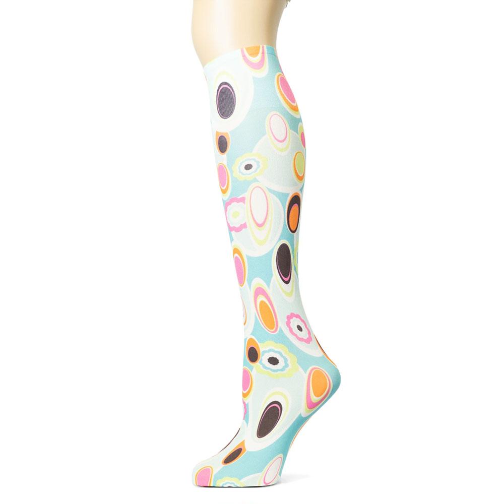 "Sox Trot ""Anelli"" Boot Socks"
