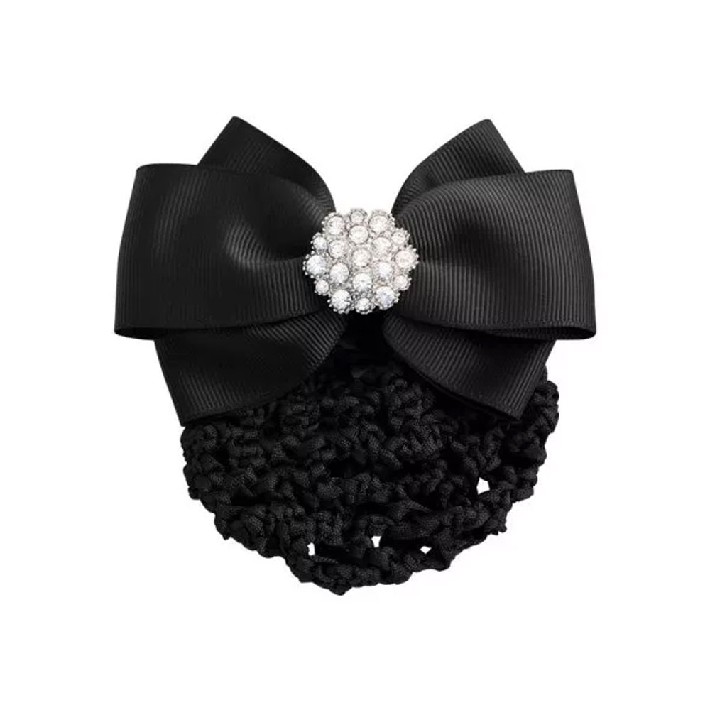 Spiced Button Show Bow