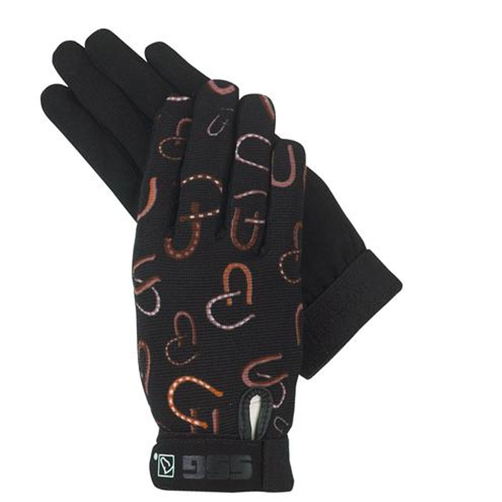 SSG All Weather Gloves - Horse Shoe Print