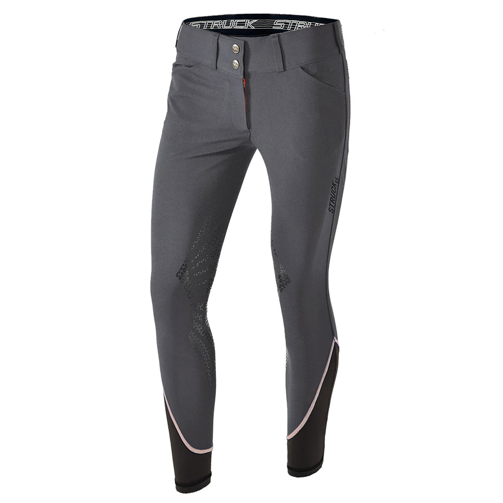 Struck 55 Series Ladies' Schooling Knee Patch Breeches