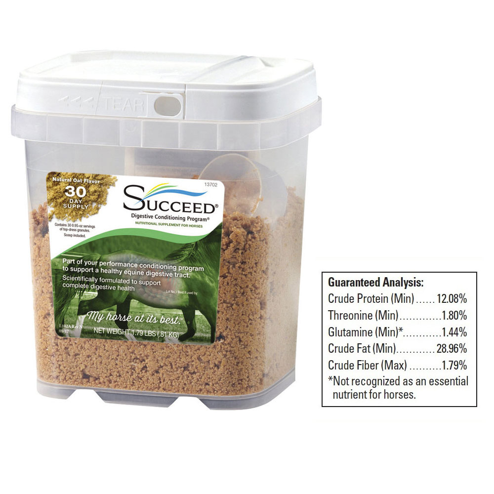 Succeed Granules - 180 Day Supply