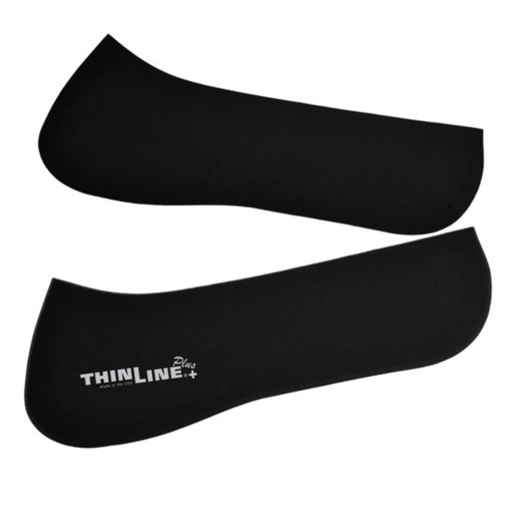 ThinLine Trim To Fit Woven Wool Dressage Pad Shims