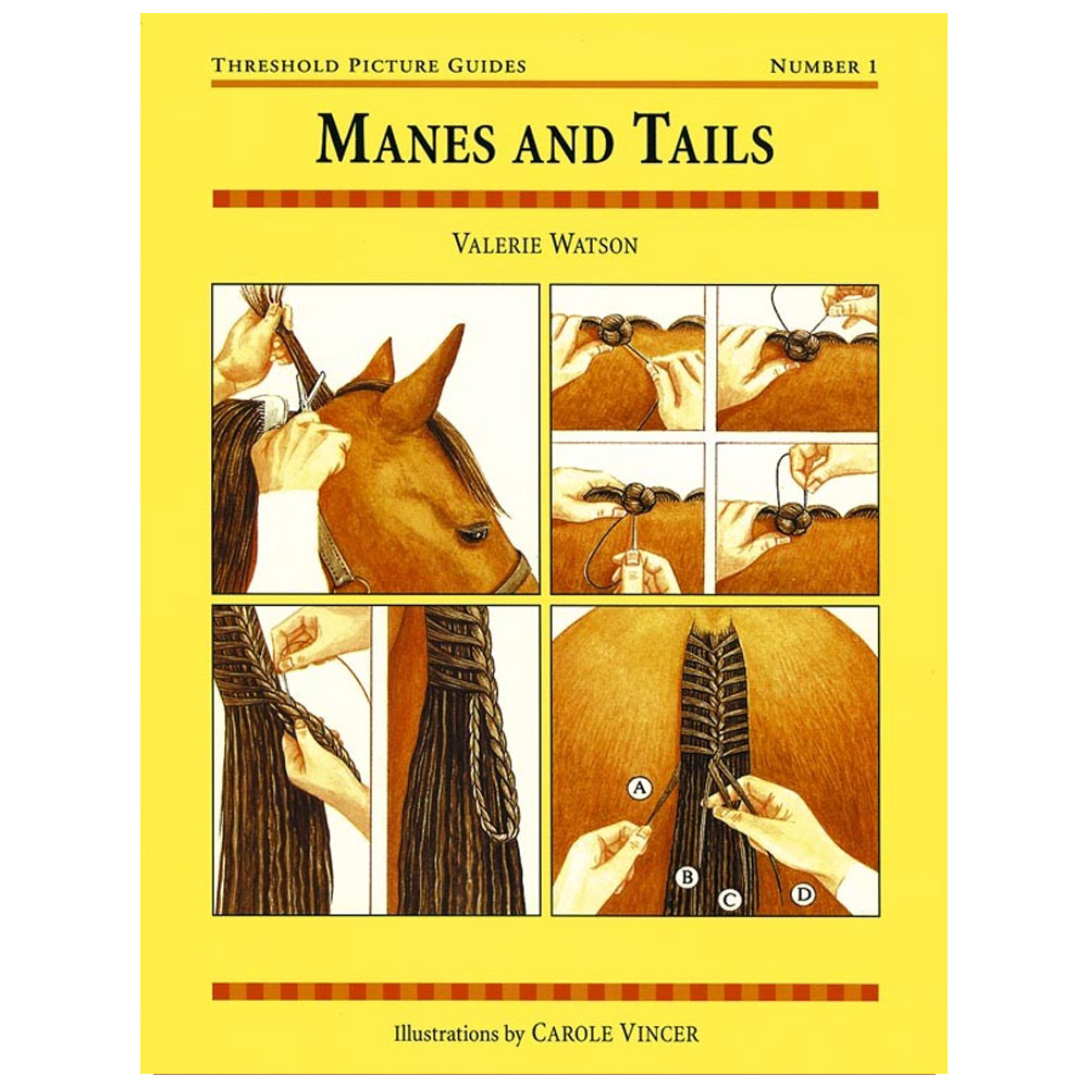 Threshold Picture Guides - Book #1 - Manes and Tails