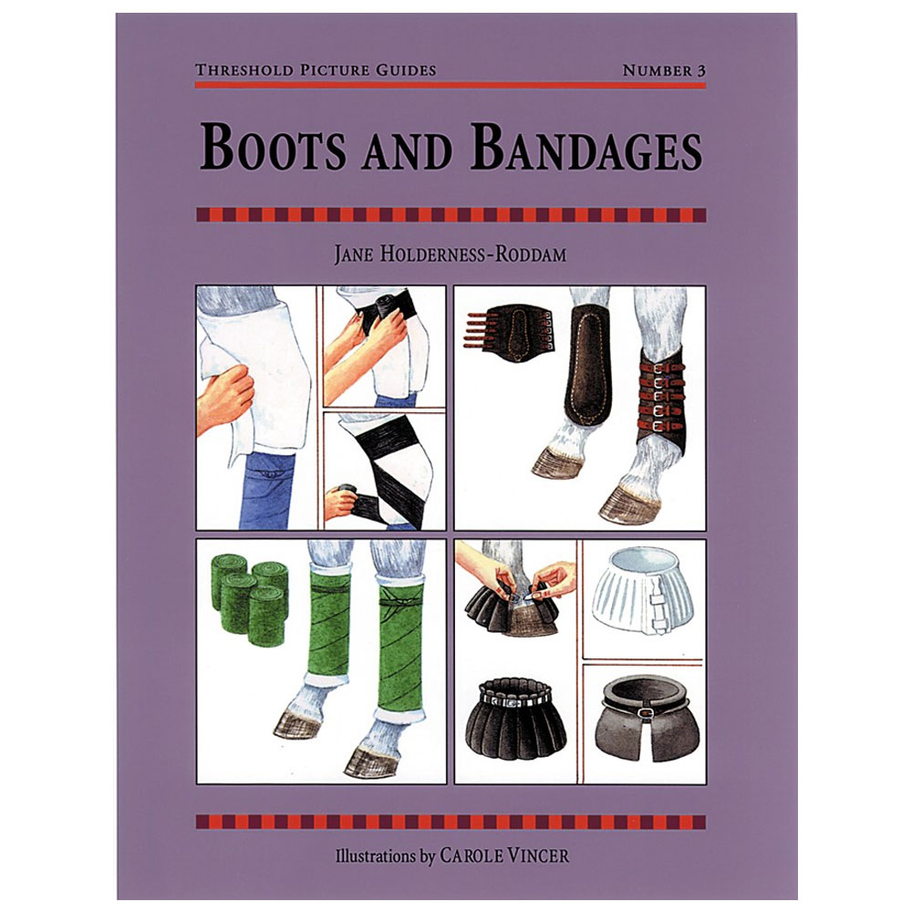 Threshold Picture Guides - Book #3 - Boots and Bandages