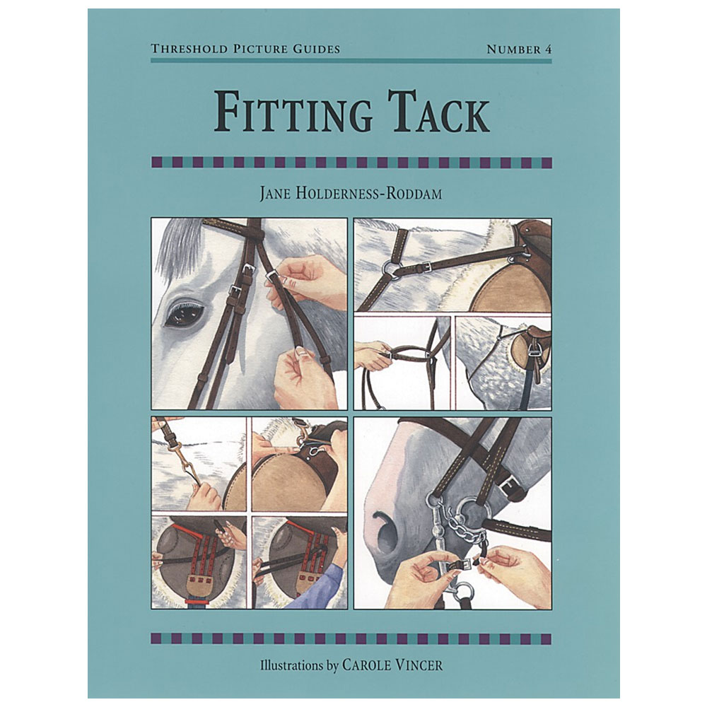 Threshold Picture Guides - Book #4 - Fitting Tack