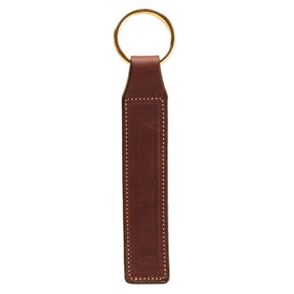 Tory Leather Key Fob