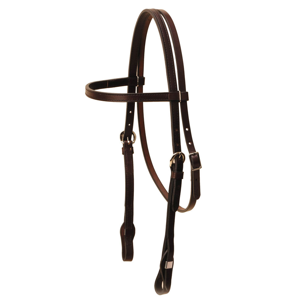 Tory Leather Quick Change Headstall
