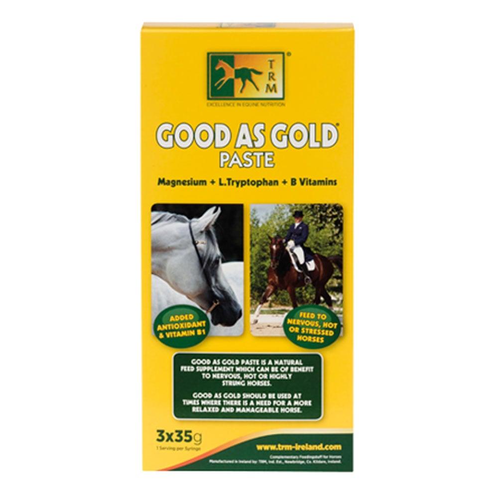 TRM Good as Gold Paste - 3 x 35 g