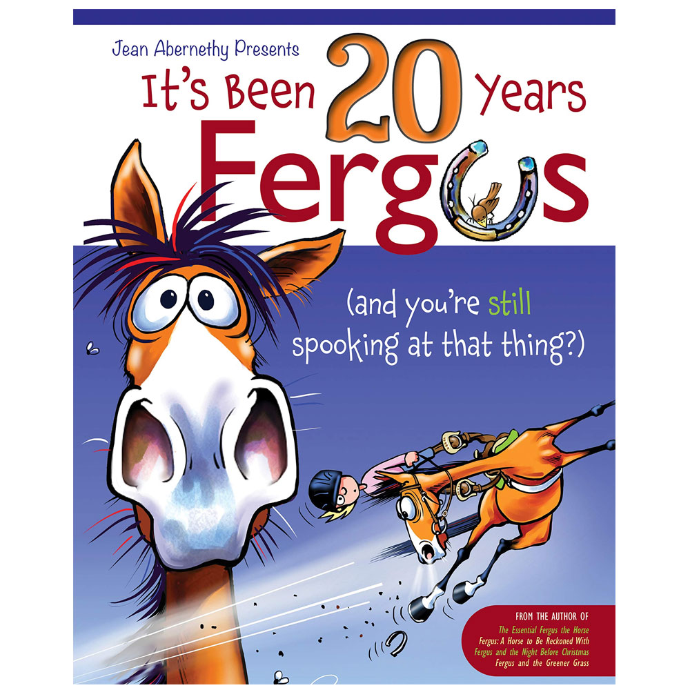 t's Been 20 Years, Fergus: ... And You're Still Spooking at that Thing?!