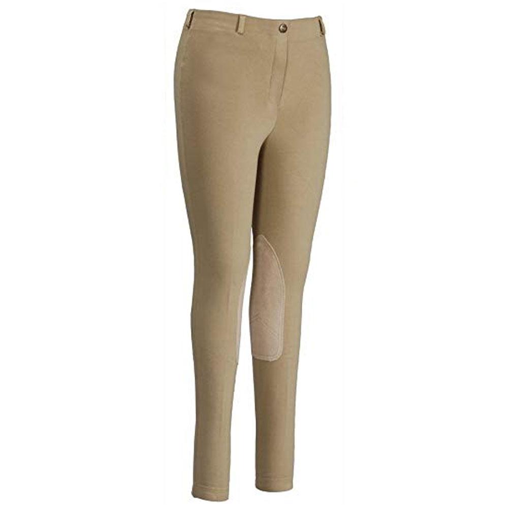 TuffRider Cotton Pull On Grip Ladies' Breeches