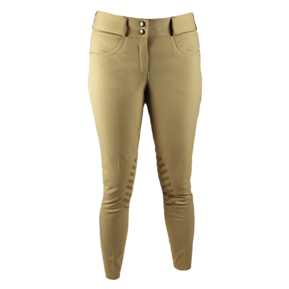 Tuscany Gold Silicone Knee Patch Breech