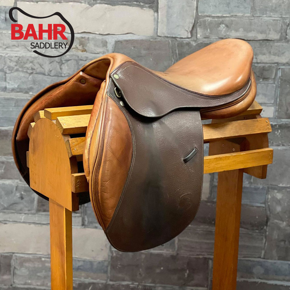 """Used 17"""" Forrestier Close Contact Saddle"""