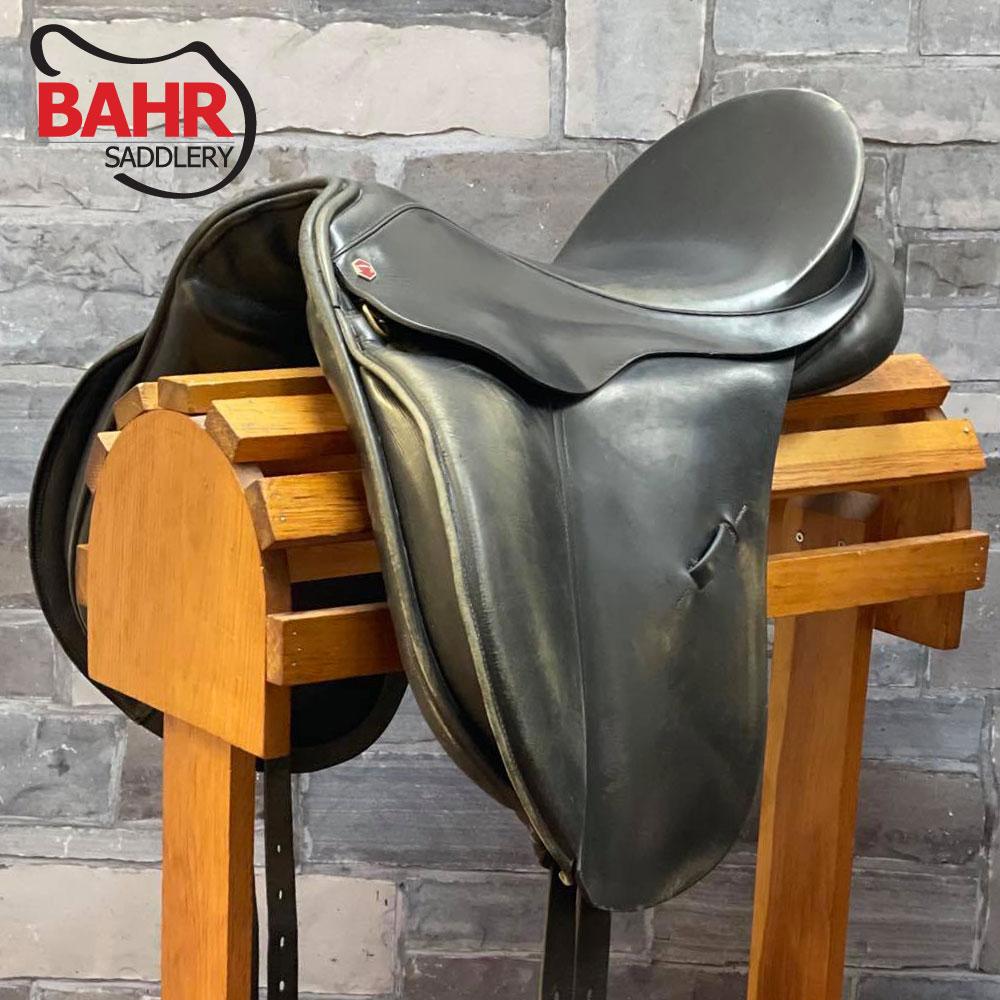 "Used 18"" Albion Dressage Saddle"