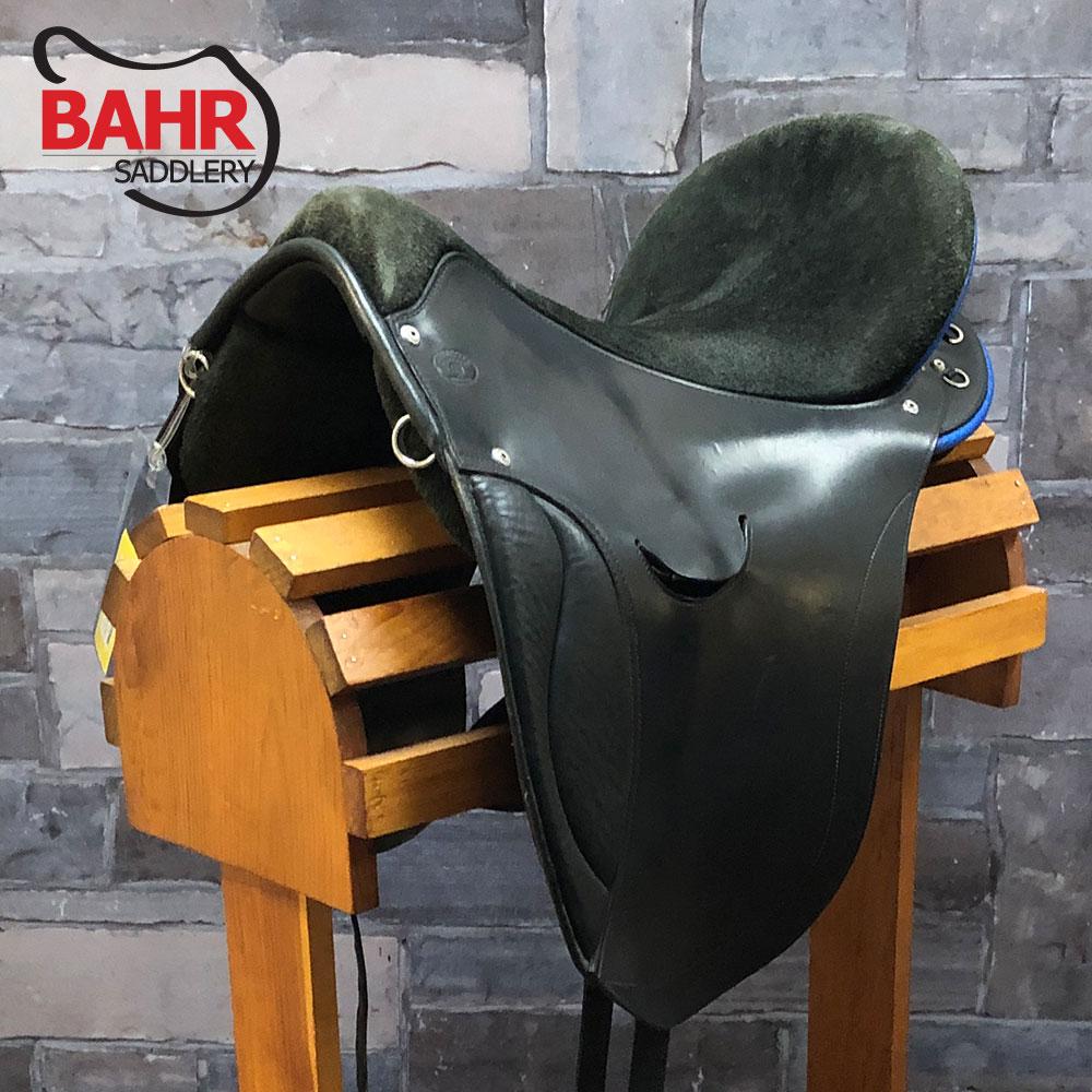 "Used 18"" Appaloosa Atrevido Paso Fino Stock Saddle"