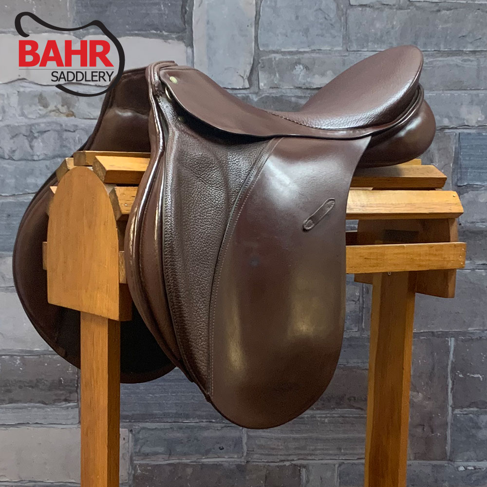 """Used 18"""" Passier PSL VD All Purpose Saddle"""